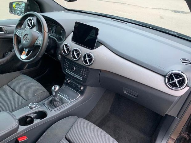 Photo miniature de la Mercedes Classe B 180 d 109ch Inspiration 2018 d'occasion
