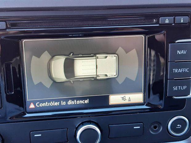 Photo miniature de la Volkswagen Amarok DOUBLE CAB 2.0 TDI 180 FAP 4MOTION (PERMANENT) HIGHLINE A 2015 d'occasion