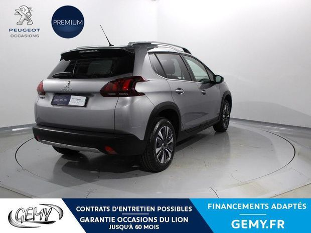 Photo miniature de la Peugeot 2008 1.2 PureTech 82ch E6.c Allure 2019 d'occasion