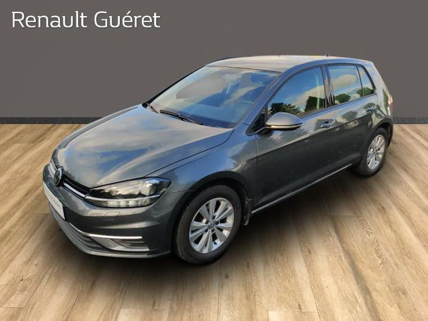 Photo miniature de la Volkswagen Golf 1.0 TSI 110ch Trendline 5p 2018 d'occasion