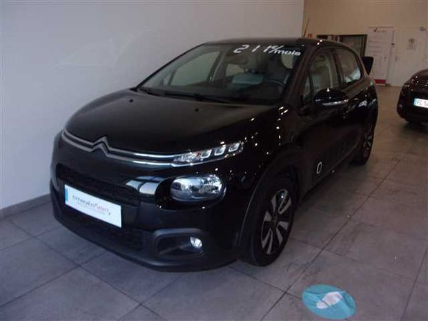 Photo miniature de la Citroën C3 PureTech 82 S&S Shine 2018 d'occasion