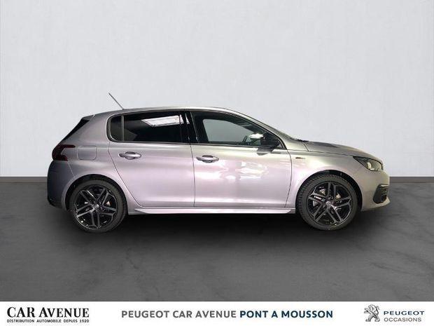 Photo miniature de la Peugeot 308 1.2 PureTech 130ch E6.3 S&S GT Line EAT8 2019 d'occasion