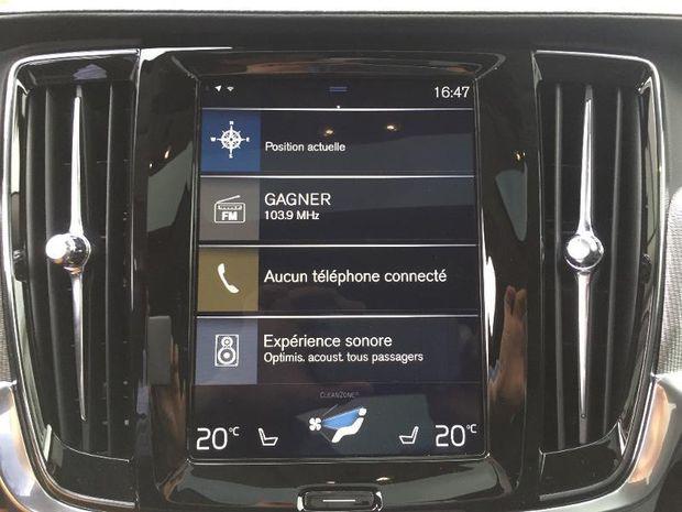 Photo miniature de la Volvo S90 D4 AdBlue 190ch Inscription Luxe Geartronic 2019 d'occasion