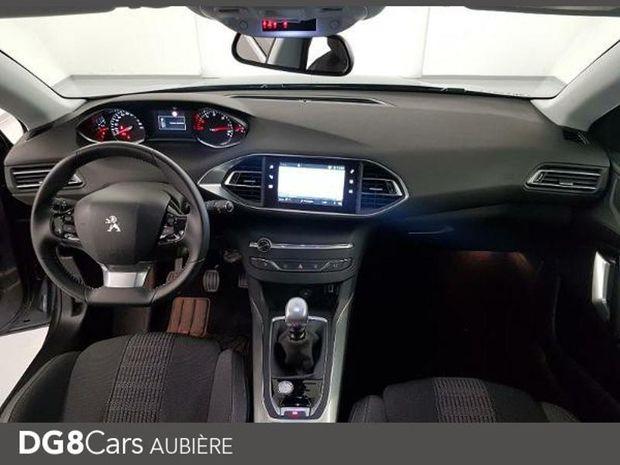 Photo miniature de la Peugeot 308 1.6 BlueHDi 120ch S&S Allure Business 2018 d'occasion