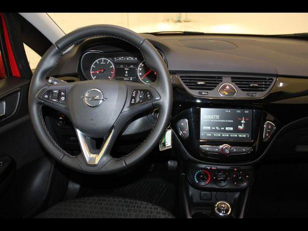 Photo miniature de la Opel Corsa 1.4 90ch Edition Start/Stop 5p 2019 d'occasion
