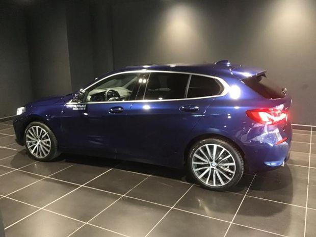 Photo miniature de la BMW Serie 1 120dA xDrive 190ch Luxury 2019 d'occasion