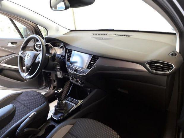 Photo miniature de la Opel Crossland X 1.2 Turbo 110ch Innovation Business Euro 6d-T 2018 d'occasion