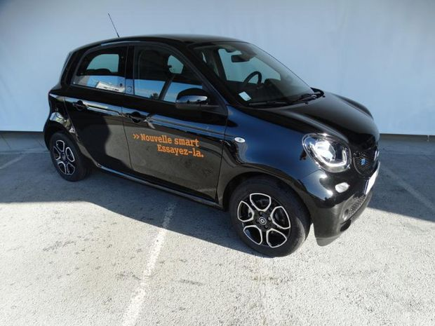 Photo miniature de la Smart forfour Electrique 82ch prime 2019 d'occasion
