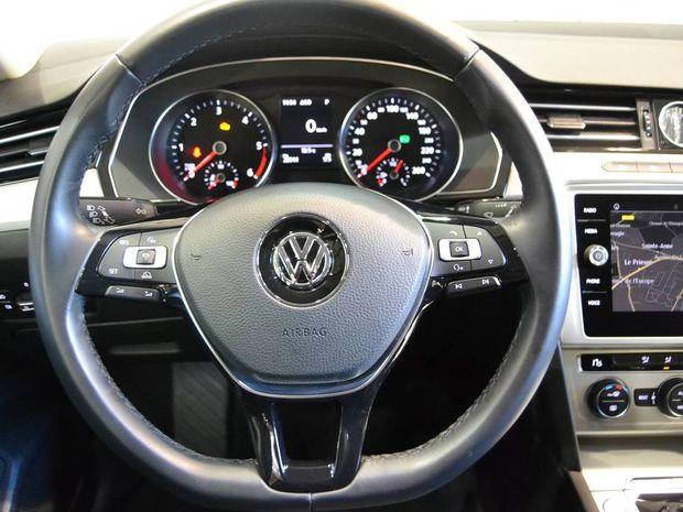 Photo miniature de la Volkswagen Passat SW 2.0 TDI 150 BMT DSG7 Confortline Business 2019 d'occasion