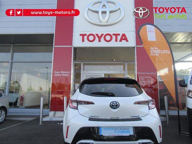 Photo miniature de la Toyota Corolla 180h Collection 2019 d'occasion