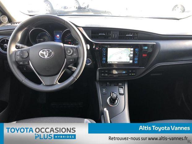 Photo miniature de la Toyota Auris HSD 136h TechnoLine RC18 2019 d'occasion