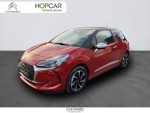 Photo miniature de la DS DS 3 DS3 PureTech 110 BVA Connected Chic 2019 d'occasion