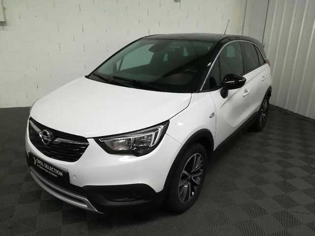 Photo miniature de la Opel Crossland X 1.2 Turbo 130ch Innovation 2018 d'occasion