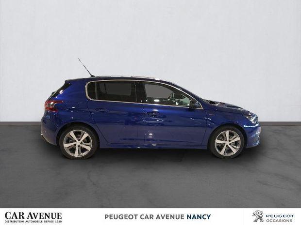 Photo miniature de la Peugeot 308 1.5 BlueHDi 130ch S&S GT Line 2019 d'occasion