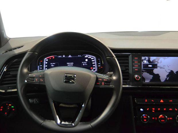 Photo miniature de la Seat Ateca 1.5 TSI 150 ch ACT Start/Stop DSG7 Xcellence 2019 d'occasion