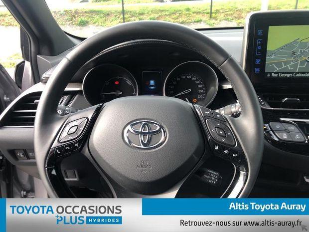 Photo miniature de la Toyota C-HR 122h Edition 2WD E-CVT RC18 2019 d'occasion
