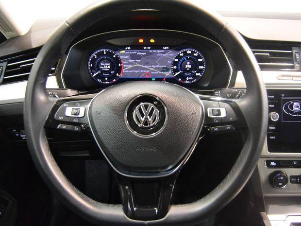 Photo miniature de la Volkswagen Passat SW 2.0 TDI 150 DSG7 Connect 2019 d'occasion