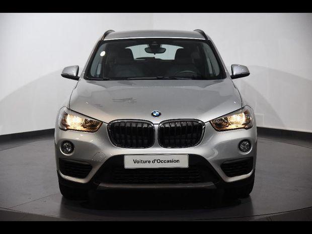 Photo miniature de la BMW X1 xDrive18dA 150ch Lounge 2016 d'occasion