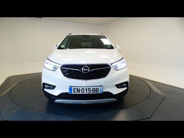 Photo miniature de la Opel Mokka X 1.4 Turbo 140ch Elite 4x2 2017 d'occasion