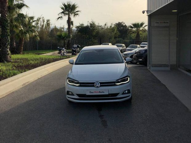 Photo miniature de la Volkswagen Polo 1.0 TSI 95 S&S BVM5 Copper Line 2019 d'occasion