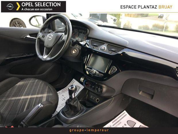 Photo miniature de la Opel Corsa 1.4 90ch Color Edition 3p 2017 d'occasion