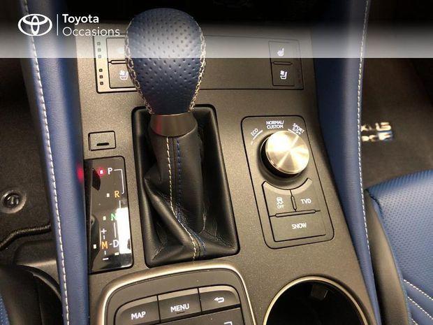 Photo miniature de la Lexus RC F 5.0 V8 477ch 10ème Anniversaire Euro6d-T 2018 d'occasion