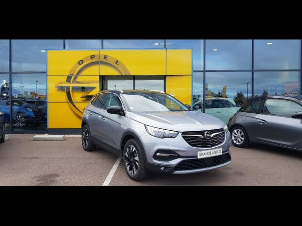 Photo miniature de la Opel Grandland X DESIGN 5P 1.2 Turbo 130ch BVA8 (2019A) 2019 d'occasion