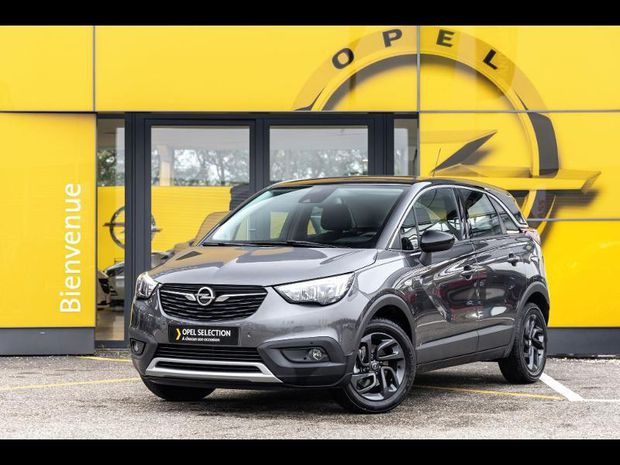 Photo miniature de la Opel Crossland X 1.2 Turbo 110 Design Carplay Gtie 24 mois 2019 d'occasion