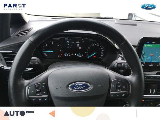 Photo miniature de la Ford Fiesta 1.5 TDCi 85ch Stop&Start Titanium 5p 2018 d'occasion