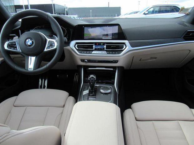 Photo miniature de la BMW Serie 3 Touring 330iA xDrive 258ch M Sport 2019 d'occasion