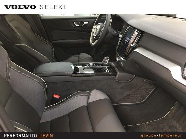 Photo miniature de la Volvo V60 T8 Twin Engine 303 + 87ch R-Design Geartronic 16cv 2019 d'occasion