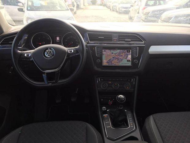 Photo miniature de la Volkswagen Tiguan 2.0 TDI 150 Confortline 2017 d'occasion