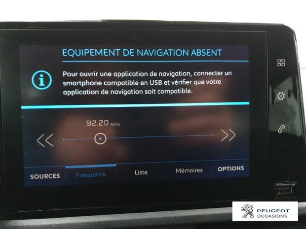 Photo miniature de la Peugeot Rifter BlueHDi 100ch Standard Active 2019 d'occasion