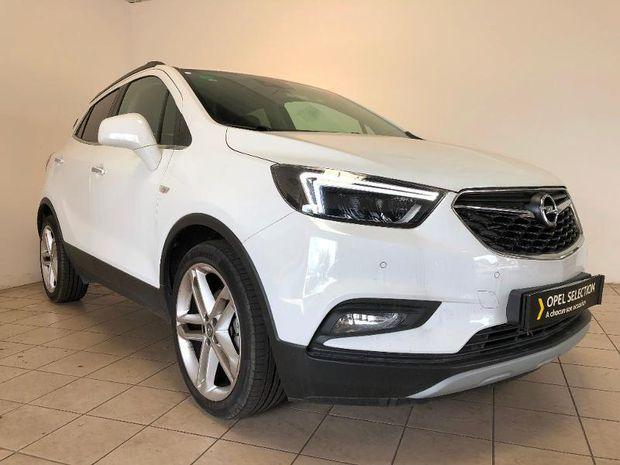 Photo miniature de la Opel Mokka X 1.4 Turbo 140ch Ultimate 4x2 2018 d'occasion