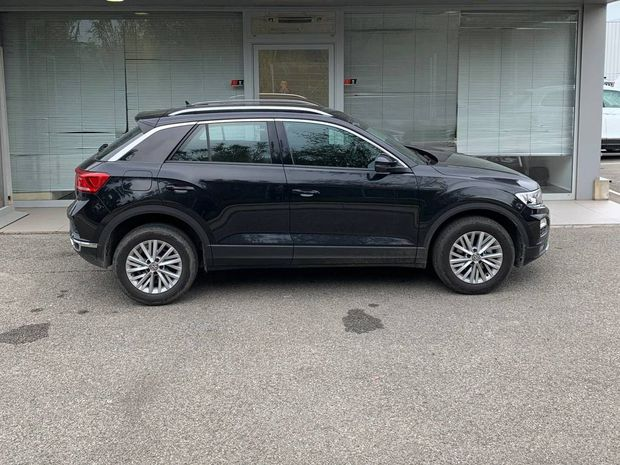 Photo miniature de la Volkswagen T-Roc 1.0 TSI 115 Start/Stop BVM6 Lounge 2019 d'occasion