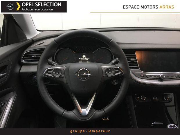 Photo miniature de la Opel Grandland X 1.2 Turbo 130ch Ultimate 2019 d'occasion