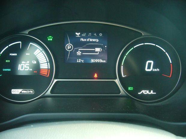 Photo miniature de la Kia Soul EV EV 110ch 2016 d'occasion