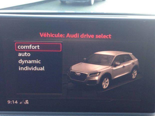 Photo miniature de la Audi Q2 30 TDI 116 S tronic 7 S Line 2019 d'occasion