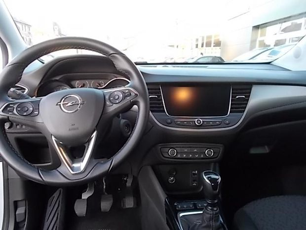 Photo miniature de la Opel Crossland X 1.2 Turbo 110ch ECOTEC Edition 2018 d'occasion
