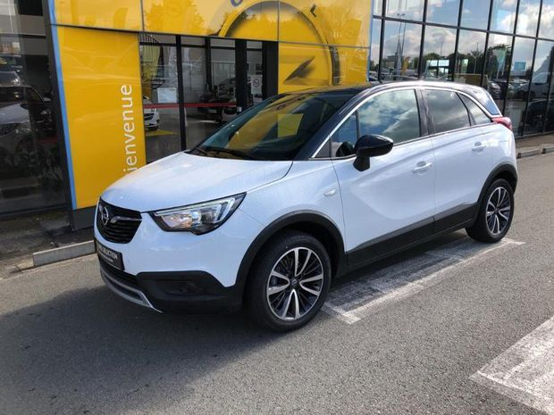 Photo miniature de la Opel Crossland X 1.2 Turbo 110ch Innovation BVA Euro 6d-T 2018 d'occasion
