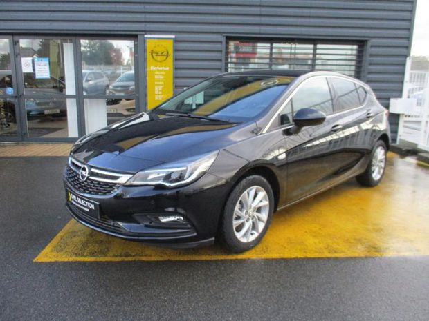 Photo miniature de la Opel Astra 1.6 D 136ch Innovation Automatique Euro6d-T 2019 d'occasion
