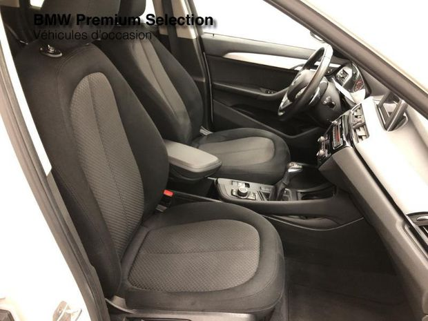 Photo miniature de la BMW X1 sDrive18dA 150ch Lounge 2015 d'occasion