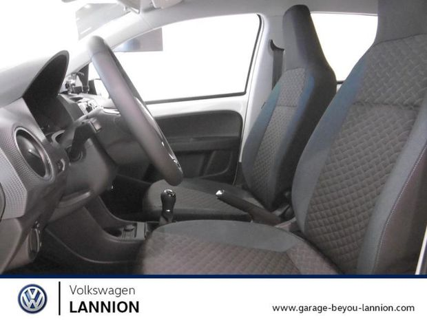 Photo miniature de la Volkswagen Up ! 1.0 60ch BlueMotion Technology IQ.Drive 5p Euro6d-T 2019 d'occasion
