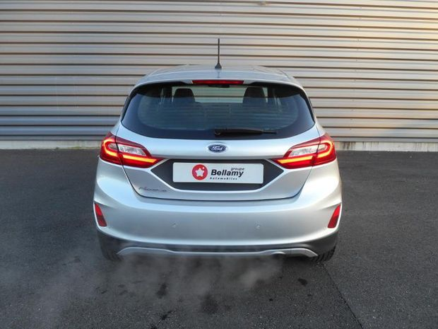 Photo miniature de la Ford Fiesta Active 1.0 EcoBoost 100ch S&S Pack Euro6.1 2018 d'occasion