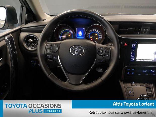 Photo miniature de la Toyota Auris Touring Sports HSD 136h TechnoLine 2017 d'occasion