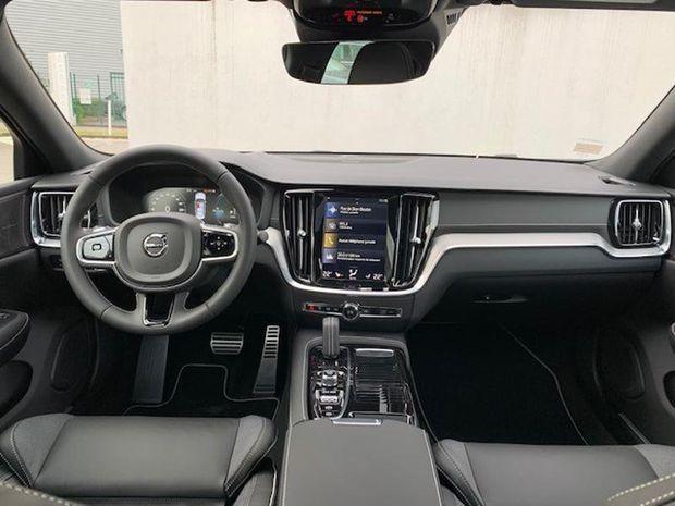 Photo miniature de la Volvo S60 T8 Twin Engine 318 + 87ch Polestar Engineered Geartronic 8 2019 d'occasion