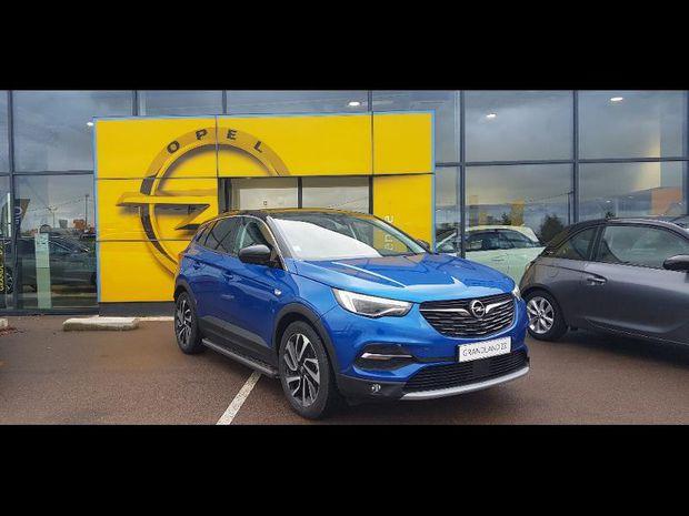 Photo miniature de la Opel Grandland X 2.0 D 177ch Ultimate BVA 2019 d'occasion
