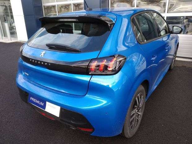 Photo miniature de la Peugeot 208 1.2 PureTech 100ch S&S Allure EAT8 2019 d'occasion