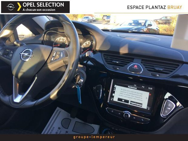 Photo miniature de la Opel Corsa 1.4 90ch Edition 5p 2017 d'occasion