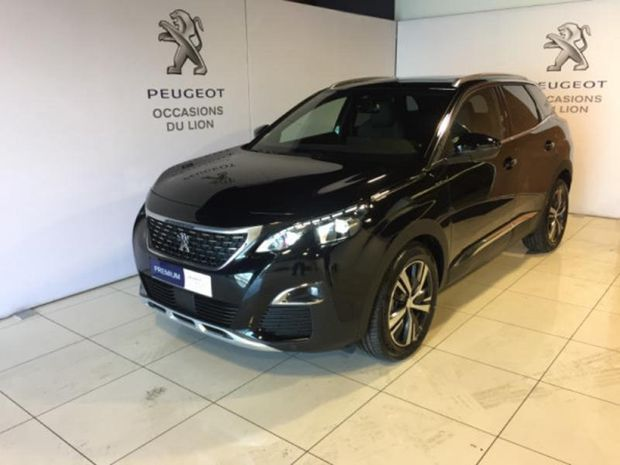 Photo miniature de la Peugeot 3008 1.2 PureTech 130ch E6.c Allure S&S EAT8 2019 d'occasion